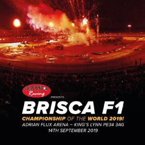 Click here to buy your raffle ticket to sponsor the F1 Stock Car World Final